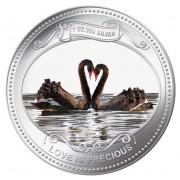 Love is Precious Silver Coin 2009