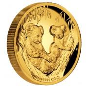 Australian Koala Gold Proof Coin High Relief 2011 - 1oz