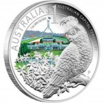 "Silver Coin ACT 2010 ""Celebrate Australia"" Series"