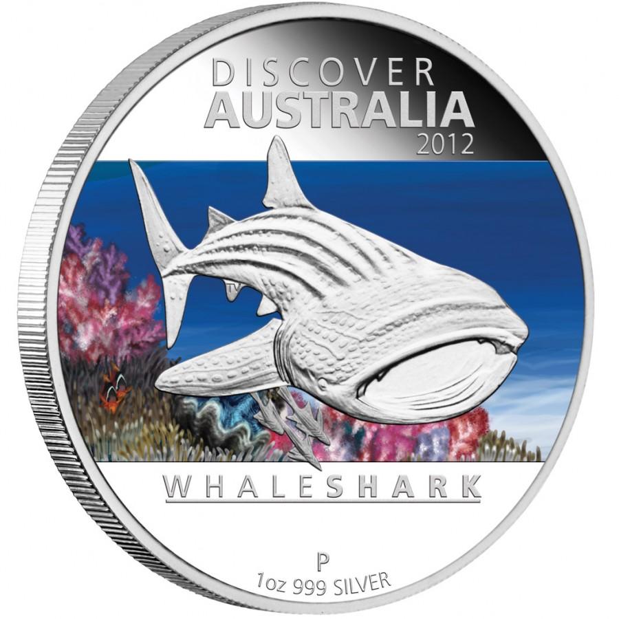 1//10oz Gold Coins Dreaming Series Dingo Box Cert 2011 Discover Australia
