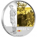 "Silver Coin TOBRUK 2011 ""Famous Battles in Australian History"" Series"