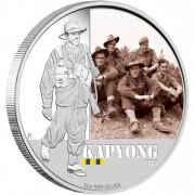 "Silver Coin KAPYONG 2012 ""Famous Battles in Australian History"" Series"