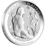 Platinum Bullion Coin AUSTRALIAN PLATYPUS 2012 - 1oz