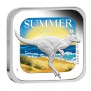 "Silver Coin SUMMER 2013 ""Australian Seasons"" Series - 1oz"