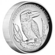 Silver High Relief Coin AUSTRALIAN KOOKABURA 2012 - 1 oz, Proof