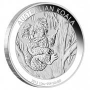 Silver Bullion Coin AUSTRALIAN KOALA 2013 - 10 oz