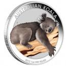 """Silver Coin KOALA 2012 """"Australian Outback"""" Series - 1oz"""