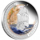 "Silver Coin MAYFLOWER 2012 ""Ships That Changed the World"" Series"
