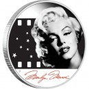 Silver Coin MARILYN MONROE 2012