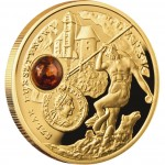 "Gold Coin GDANSK 2008 ""Amber Route"" Series"