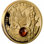 "Gold Coin WROCLAW 2009 ""Amber Route"" Series"