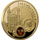 "Gold Coin SZOMBATHELY 2010 ""Amber Route"" Series"