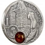 Silver Coin CARNUNTUM 2011 Amber Route Series