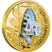 """Gold Coin APOLLO 2011 """"Butterflies"""" Series"""