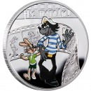 "Silver Coin NU, POGODI ! 2010 ""Cartoon Characters"" Series"