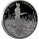 "Silver Coin TOMIRIS 2010 ""Great Commanders"" Series"