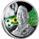"Silver Coin PELE 2008 ""Kings of Football"" Series"