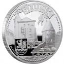 "Silver Coin SLUPSK 2010 ""Hanseatic Towns"" Series"