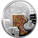 "Silver Coin  WRITING 2011 ""Mankind's Crucial Achievements"" Series"