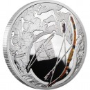 "Silver Coin BOW 2010 ""Mankind's Crucial Achievements"" Series"