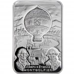 "Silver Coin BALLOON 2010 ""How Man Conquered the Skies"" Series"
