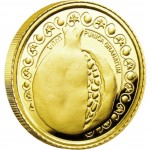 Gold Coin POMEGRANE 2011