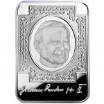 Silver Coin JOHN PAUL 2010