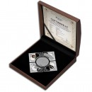 TSARSKOE SELO 2012 Five Silver Coin Set