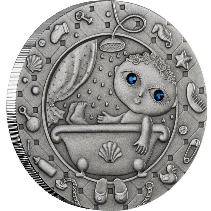 Монеты со знаком коллекционные водолея