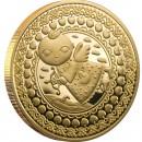 "Gold Coin SAGITTARIUS 2011 ""Zodiac Signs-Belarus"" Series"