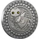 "Silver Coin SAGITTARIUS 2009 ""Zodiac Signs-Belarus"" Series"