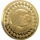 "Gold Coin ARIES 2011 ""Zodiac Signs-Belarus"" Series"