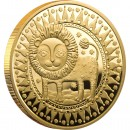 "Gold Coin LEO 2011 ""Zodiac Signs-Belarus"" Series"