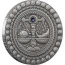 "Silver Coin LIBRA 2009 ""Zodiac Signs-Belarus"" Series"