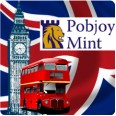 "England ""The Pobjoy Mint"""