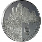 Silver Coin CONSERVATION AREA OF THE TRENCIN TOWN 2012