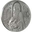 Silver Coin MASTER PAVOL OF LEVOCA 2012