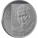 Silver Coin ANTON BERNOLAK - THE 250-TH ANNIVERSARY OF THE BIRTH 2012