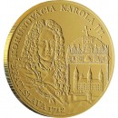 Gold Coin CORONATION IN BRATISLAVA - THE 300-TH ANNIVERSARY OF THE CORONATION OF KAROL III 2012