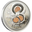 Silver Coin JOY SNAKE 2013, Cook Islands - 1oz