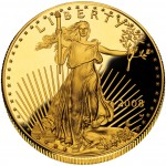 American Eagle Gold Proof Coin 2011 - 1oz