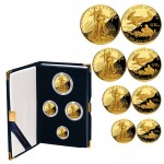 American Eagle Gold Proof Four-Coin Set 2011