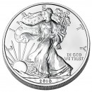 American Silver Eagle Uncirculated Coin 2011 - 1oz