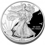 American Silver Eagle Proof Coin 2011 - 1oz